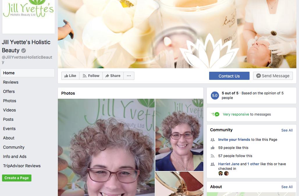 Jill Yvette facebook